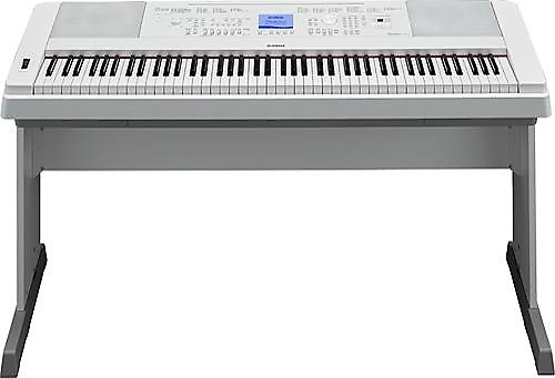 Yamaha dgx 660b digital piano white used mint reverb for Yamaha dgx 660 manual