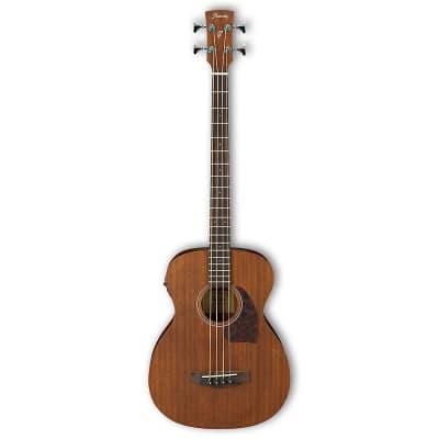Ibanez PCBE12MHOPN Okoume 4-String Acoustic Bass