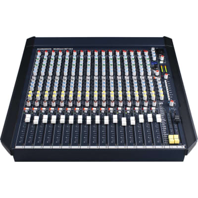 Allen & Heath MixWizard4 16:2 - Professional Mixing Console (B-Stock)