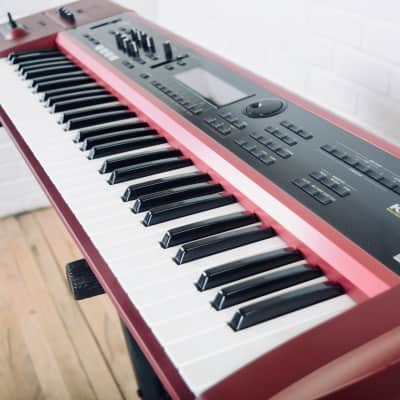 Korg Karma piano keyboard synthesizer in near MINT condition-synth for sale