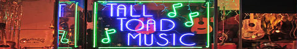 Tall Toad Music