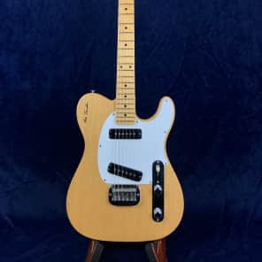 G&L ASAT in Natural Swamp Ash 1988 Signature Model OHSC for sale