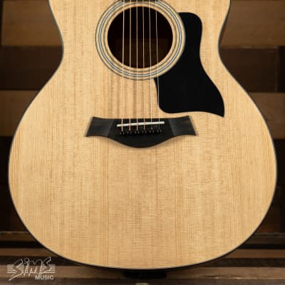 Taylor 114ce, Natural Sitka with Layered Walnut Back and Sides