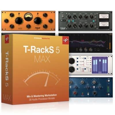 T-RackS 5 MAX Crossgrade    [Digital Download]