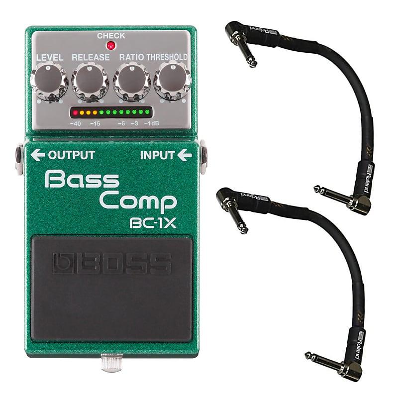 boss bc 1x bass comp compressor effects pedal for bass guitar reverb. Black Bedroom Furniture Sets. Home Design Ideas