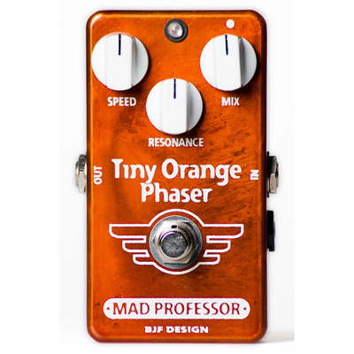 Mad Professor Tiny Orange Phaser Pedal for sale