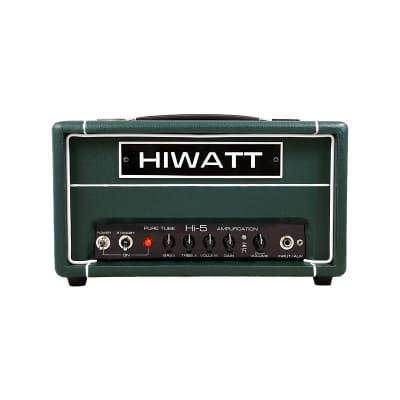 Hiwatt Hi-5 420 Limited Edition 5-Watt Guitar Amp Head