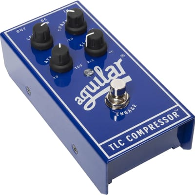 Aguilar TLC Bass Compressor Pedal New Free Shipping for sale