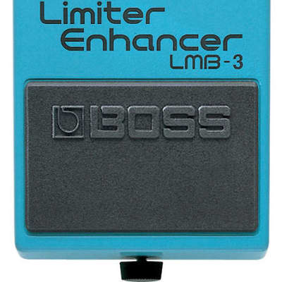 Boss LMB-3 Bass Limiter & Enhancer Bass Compact Pedal