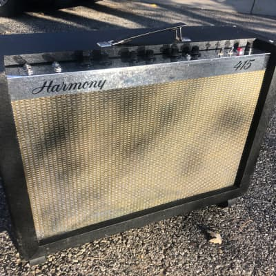 Harmony H415 1966/67 *video demo for sale