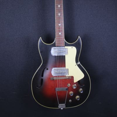 Kay Custom Kraft Hollowbody 1965 for sale