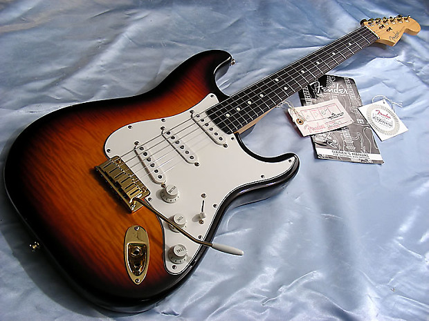 1996 Fender Usa American Standard 50th Anniversary Limited Reverb