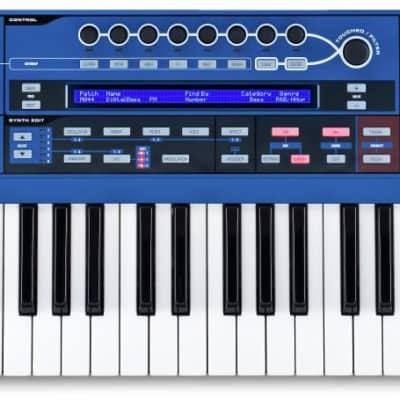 Novation UltraNova 37-Key Synthesizer