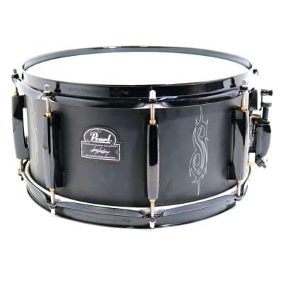 "Pearl JJ1365 13x6.5"" Joey Jordison Signature Steel Snare Drum"