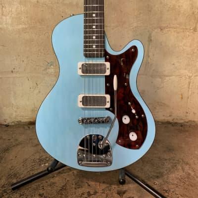 Malinoski Saturn #425 - Modern Stratotone Luthier Built Handwound Gold Foils Very Fun Guitar for sale