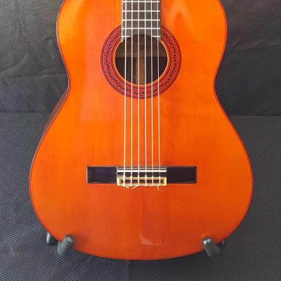 b328b63497a 1969 Yamaha Grand Concert GC-3 Rosewood Classical Guitar