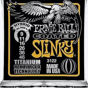 Ernie Ball 3122 Coated Electric Hybrid Slinky Guitar Strings