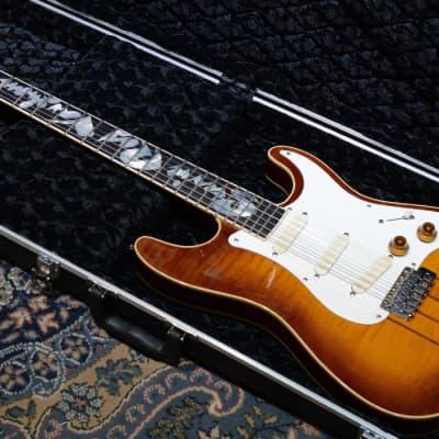 Erlewine Custom Stevie Ray Vaughan Sunburst Rare for sale