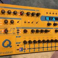 Waldorf Q Rack w/ upgraded encoders and OLED
