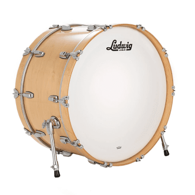 """Ludwig Legacy Exotic 24"""" Bass Drum"""