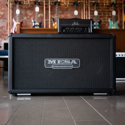 Mesa/Boogie 2x12 Recto Horizontal Cabinet for sale
