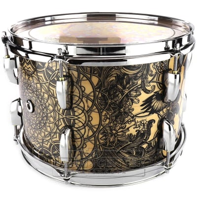 Pearl Masters Maple Complete 12x9 Tom - Cain & Abel