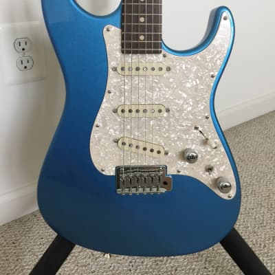 Tom Anderson Classic S Lake Placid Blue for sale