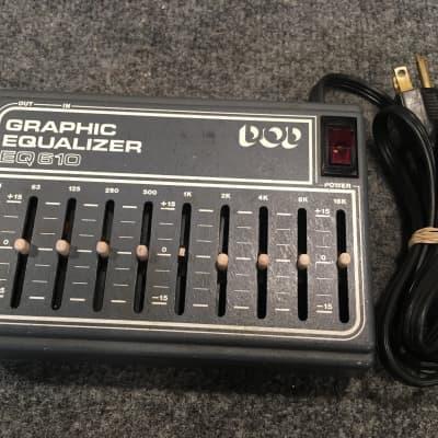 DOD EQ610 Graphic Equalizer Grey for sale