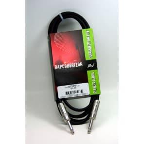"RapCo G1-10 1/4"" TS Instrument Cable - 10'"