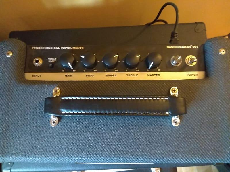 fender bassbreaker 007 7 watt guitar amp head morgan 39 s reverb. Black Bedroom Furniture Sets. Home Design Ideas
