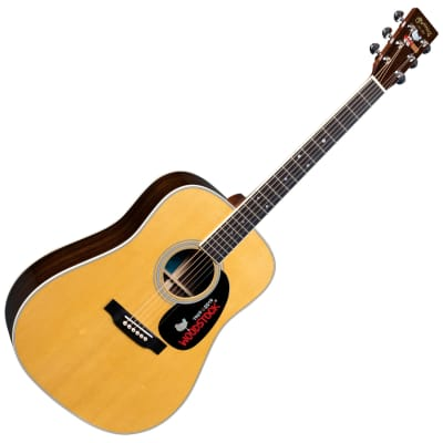 Martin 2018 D-35 Woodstock 50th Anniversary Acoustic Guitar w/ Hard Case