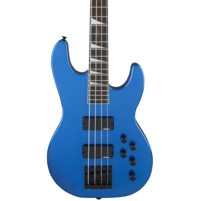 Jackson JS3Q Quilt Top Concert Electric Bass, with Amaranth Fingerboard