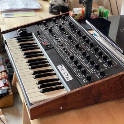 Sequential Circuits Pro One + UC-1 Sequencer Mod + NEW bushings *BITCRUSH Serviced* w/ Warranty
