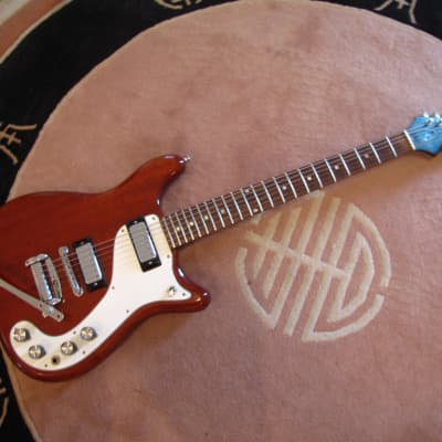 Epiphone Wilshire 1965 Cherry Red for sale