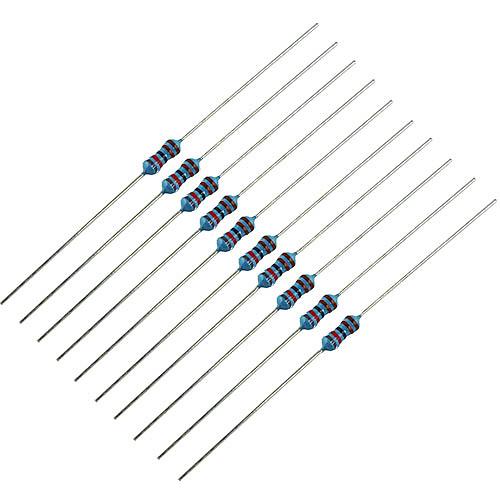 1  4 watt metal film 1  resistors  8 2k ohm  10 pack