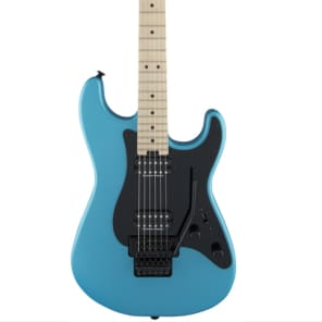 Charvel Pro-Mod So-Cal Style 1 HH FR M - Matte Blue Frost. Fast/Free Shipping. GUSA! for sale