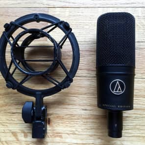 Audio-Technica AT4033/SE Special Edition 10th Anniversary Large Diaphragm Cardioid Condenser Microphone 2001