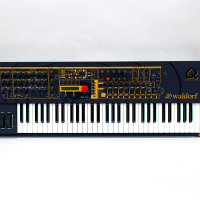 Waldorf Q 61-Key Keyboard / Synthesizer with Velocity and Aftertouch