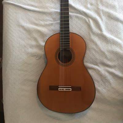 Robert Mattingly Concert Classical Guitar 1987 Spruce Top for sale