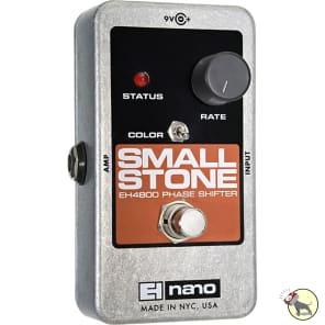 Electro-Harmonix Nano Small Stone Analog Phase Shifter Pedal
