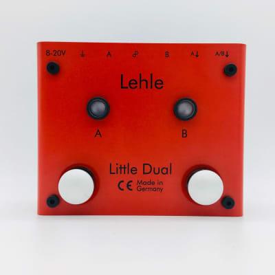 Lehle Little Dual Amp Switcher Pedal