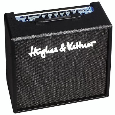 """Hughes & Kettner Edition Blue 15 DFX 2-Channel 15-Watt 1x8"""" Solid State Guitar Combo"""