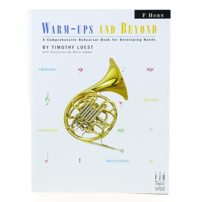 Warm-Ups And Beyond - French Horn