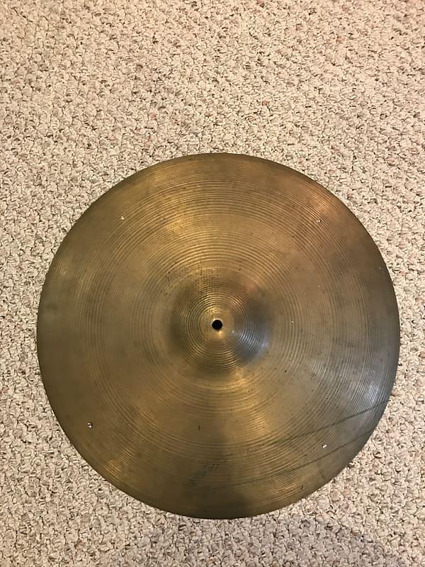 dating vintage Zildjian cymbaler dating Sussex