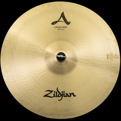 """Zildjian 20"""" Avedis Crash Ride Cymbal - STORE DEMO"""