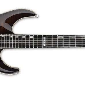 ESP E-II Horizon FM/NT Electric Guitar - Dark Brown Sunburst for sale