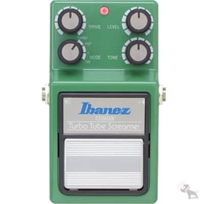 Ibanez TS9DX Turbo Tube Screamer 3-Setting Overdrive Guitar Effect Pedal