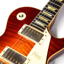 Gibson 1959 Les Paul Reissue 60th Anniversary Lightly Aged 2019 Wide Cherry Tea Burst