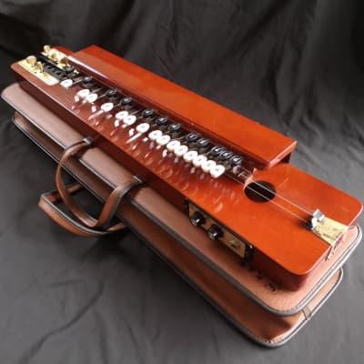 Suzuki Taisho Goto Electric Japanese Harp 1980s