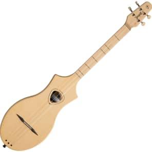 Seagull Merlin Spruce EQ Dulcimer Guitar